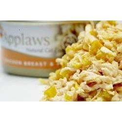 Applaws 70g Cat Chicken & Pumpkin