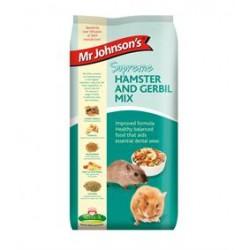 Mr. Johnson`s hamster & Gerbilmix 15 kg