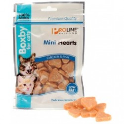 Proline boxby - små hjerteformede snacks